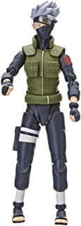 Siyushop Naruto Shippuden Hatake Kakashi Action Figure - Includes Weapons and Replaceable Hands - High 16CM