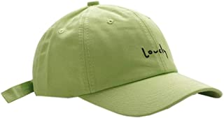 ACVIP Women's Lovely Embroided Funny Fancy Baseball Cap Sun Headwear Cotton