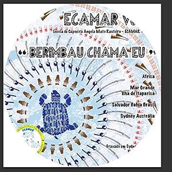 Capoeira Angola Ecamar Berimbau Chama Eu