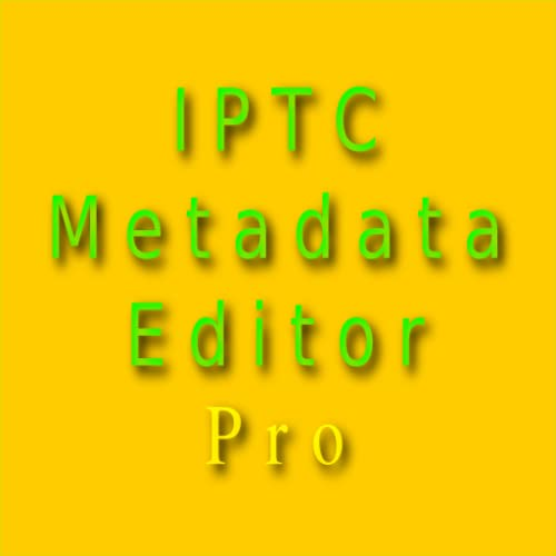IPTC Photo Metadata Editor Pro