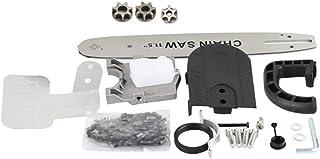 ACAMPTAR Soporte de Motosierra M10 / M14 / M16 de 11,5 Pulgadas Cambiado Piezas de Sierra EléCtrica de ActualizacióN Amoladora Angular en Sierra de Cadena