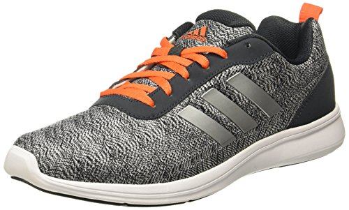 Adidas Men's Adiray 1.0 M Grey Running Shoes-8 UK/India (42 1/9 EU) (CI1752)
