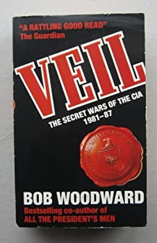 Paperback Veil: the secret wars of the CIA 1981-87 Book