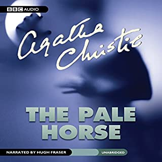 The Pale Horse audiobook cover art