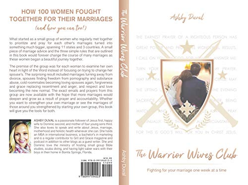 The Warrior Wives Club: Fighting for your marriage one week at a time (English Edition)