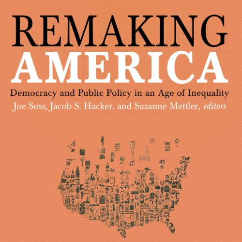 Remaking America audiobook cover art