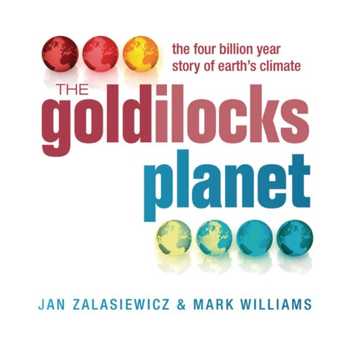 The Goldilocks Planet  cover art