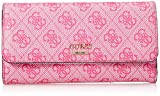 GUESS Downtown Cool Multi Clutch Wallet, pink
