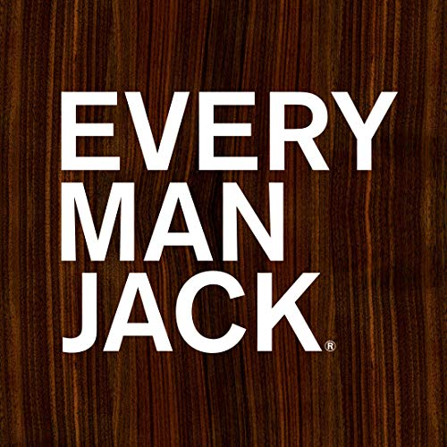 Every Man Jack Charcoal Face Wash, Skin Clearing, Fragrance Free, 5-ounce
