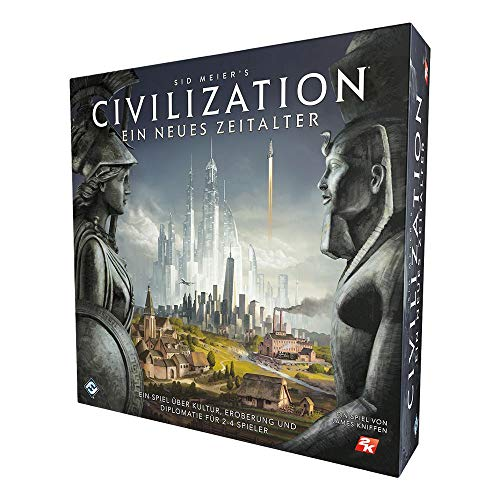 Asmodee Civilization: Ein neues Zeitalter, Grundspiel, Kennerspiel, Deutsch
