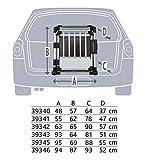 Trixie 39342 Transportbox, Aluminium, 63 x 65 x 90 cm - 3