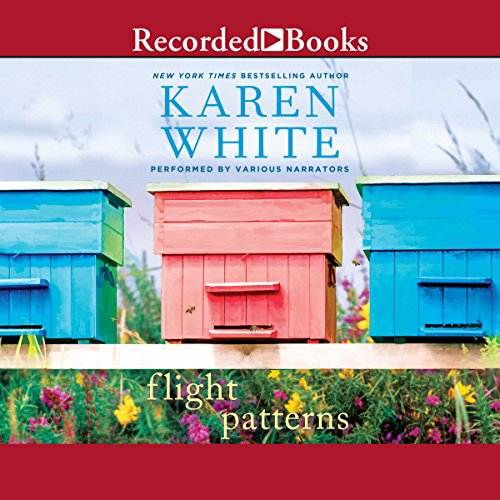 Flight Patterns audiobook cover art
