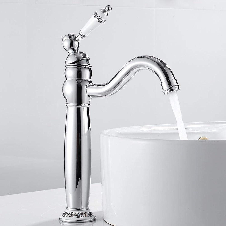 Neue Deck Bad Becken Waschbecken Mischbatterie Poliert Antiken Wasserhahn Wasserfall Wasserhahn Bad Wasserhahn