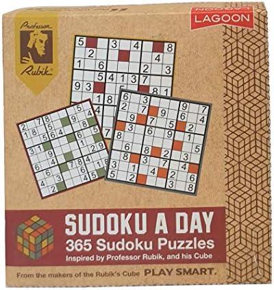 The Lagoon Group Rubik Sudoku A Day Deskblock product image