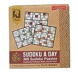 Lagoon Group- Rubik Sudoku A Day Deskblock Bloque de Escritorio, Multicolor (9033)
