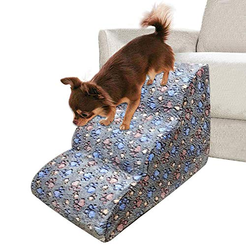 Haustier Schritt, Hundetreppe Leiter, Haustier Treppe, Hund Rampe Schlafsofa Leiter für Katzen Hunde