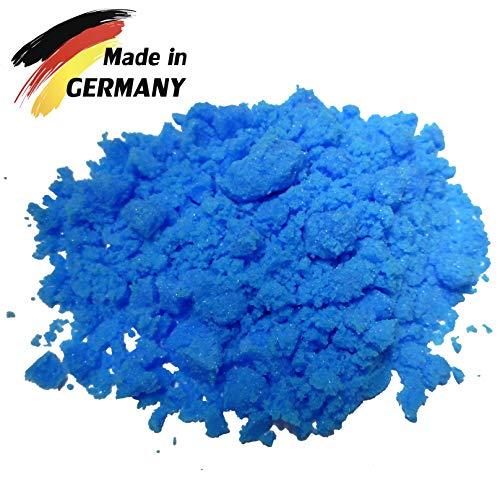 Centra24 Kupfersulfat 1kg in Dose, Kupfervitriol, Kupfer(II)-sulfat-5-hydrat, Wasser, CUSO4 5H2O, Kristallzucht, Labor, Experiment, Blaustein, Verkupfern