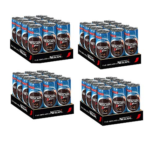 48 Dosen Nescafe Xpress Typ Vanilla a 250ml pfandfrei Milchgetränk