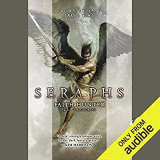 Seraphs     Rogue Mage, Book 2               Written by:                                                                                                                                 Faith Hunter                               Narrated by:                                                                                                                                 Natalie Gold                      Length: 13 hrs and 26 mins     Not rated yet     Overall 0.0