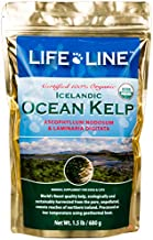 Life Line Pet Nutrition Organic Ocean Kelp Supplement for Skin & Coat, Digestion in Dogs & Cats,1.5lb, Model:20201