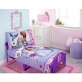 Sofia Friends are Magic 4-Piece Toddler Bedding Set