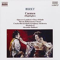 Bizet: Carmen (Highlights) (2006-08-01)