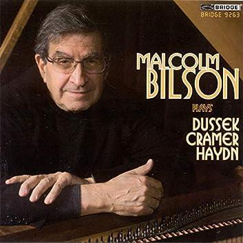 Dussek, Cramer & Haydn: Piano Works