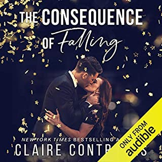 The Consequence of Falling audiobook cover art