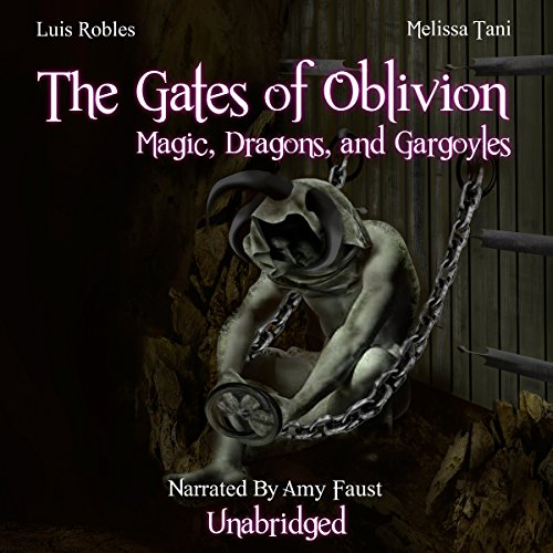 The Gates of Oblivion audiobook cover art