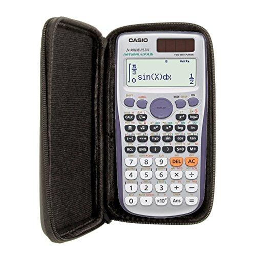SafeCase beschermhoes voor rekenmachine en grafische rekenmachine van Casio Casio FX 991 DE Plus