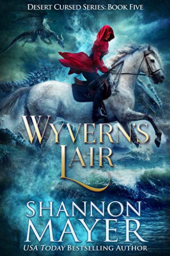 Wyvern's Lair (The Desert Cursed Series Book 5) (English Edition)