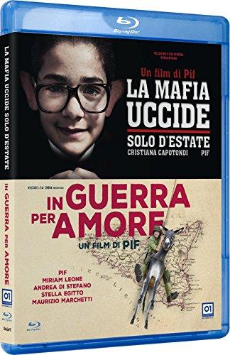 La in Guerra per Amore/Mafia Uccide Solo D'Estate (2 Blu-Ray) [Import]
