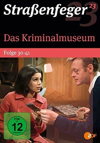 Straßenfeger 23 - Das Kriminalmuseum III [6 DVDs]
