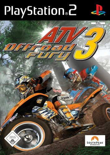 ATV Offroad Fury 3 (PS2) by Southpeak