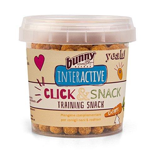 Bunny Nature Interactive Crispy Snacks - Karotte - 25 g