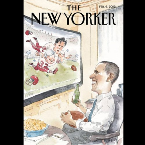 The New Yorker, February 6th 2012 (Leslie T. Chang, Ian Frazier, Wyatt Mason) audiobook cover art