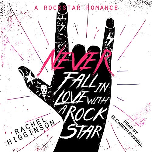 Never Fall in Love with a Rockstar cover art