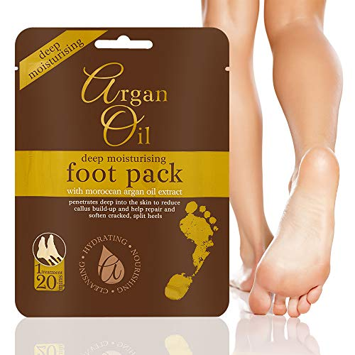 Deep Moisturising Morrocan Argan Oil Foot Treatment