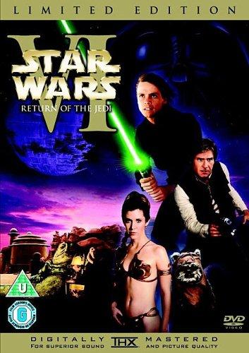 Star Wars VI: Return of the Jedi (Limited Edition) [DVD]