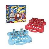 Wowow Juguetes y Juegos Quién es Quién Juego de Mesa Gran Entretenimiento Familiar Para Niños Adultos Niños y Niñas   Adivina la persona que tu oponente ha elegido