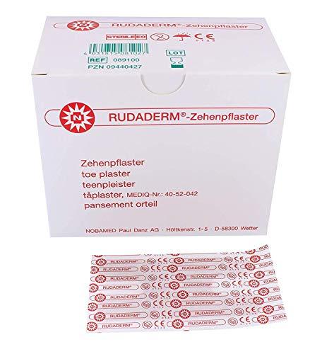 Rudaderm Zehenpflaster Pflaster Noba Verbandmittel PZN 9440427 (100 Stück)