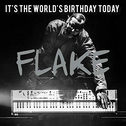 It's the World's Birthday Today cover art
