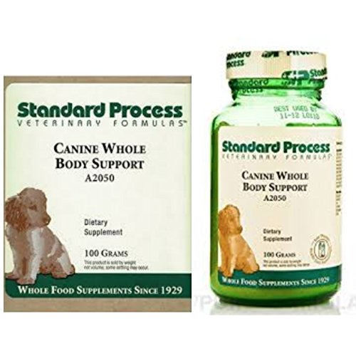 Top 10 best selling list for whole body supplements for dogs