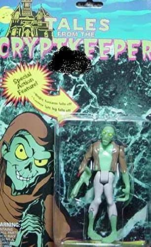 The Zombie Action Figure Tales From the Cryptkeeper by Ace Novelty