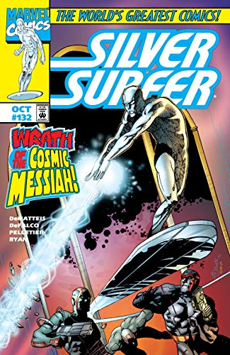Silver Surfer (1987-1998) #132 (English Edition)