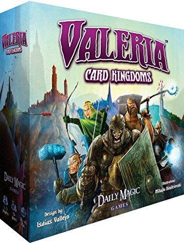 Valeria Karte Kingdoms