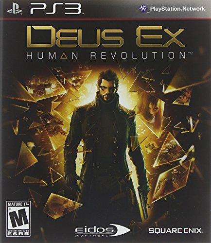 Square Enix Deus Ex: Human Revolution, PS3 PlayStation 3 vídeo - Juego (PS3, PlayStation 3, Shooter, M (Maduro))