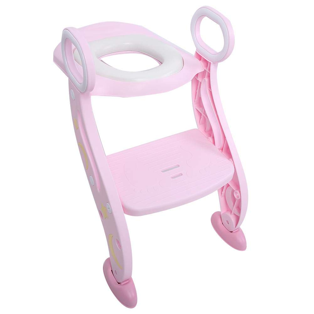 Max 43% OFF Toilet Reducer for Kids with Ladder Toile Max 47% OFF Folding Baby Training