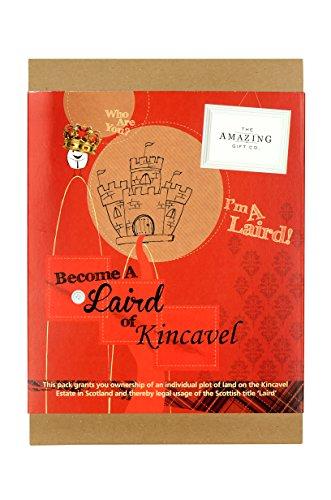 Become a Laird Title - Kincavel Estate Scotland British Royalty Regency Highness