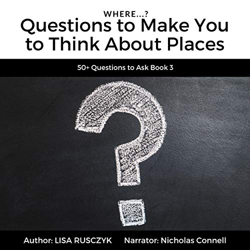 Where?: Questions to Make You to Think About Places Titelbild